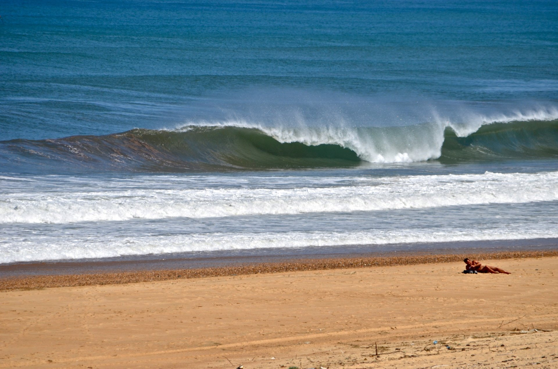 Sascha Borrey's photo of Capbreton (La Piste/VVF)