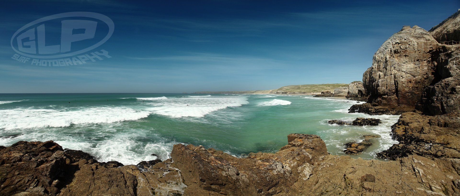 Grant Lampard's photo of Perranporth (Droskyn)