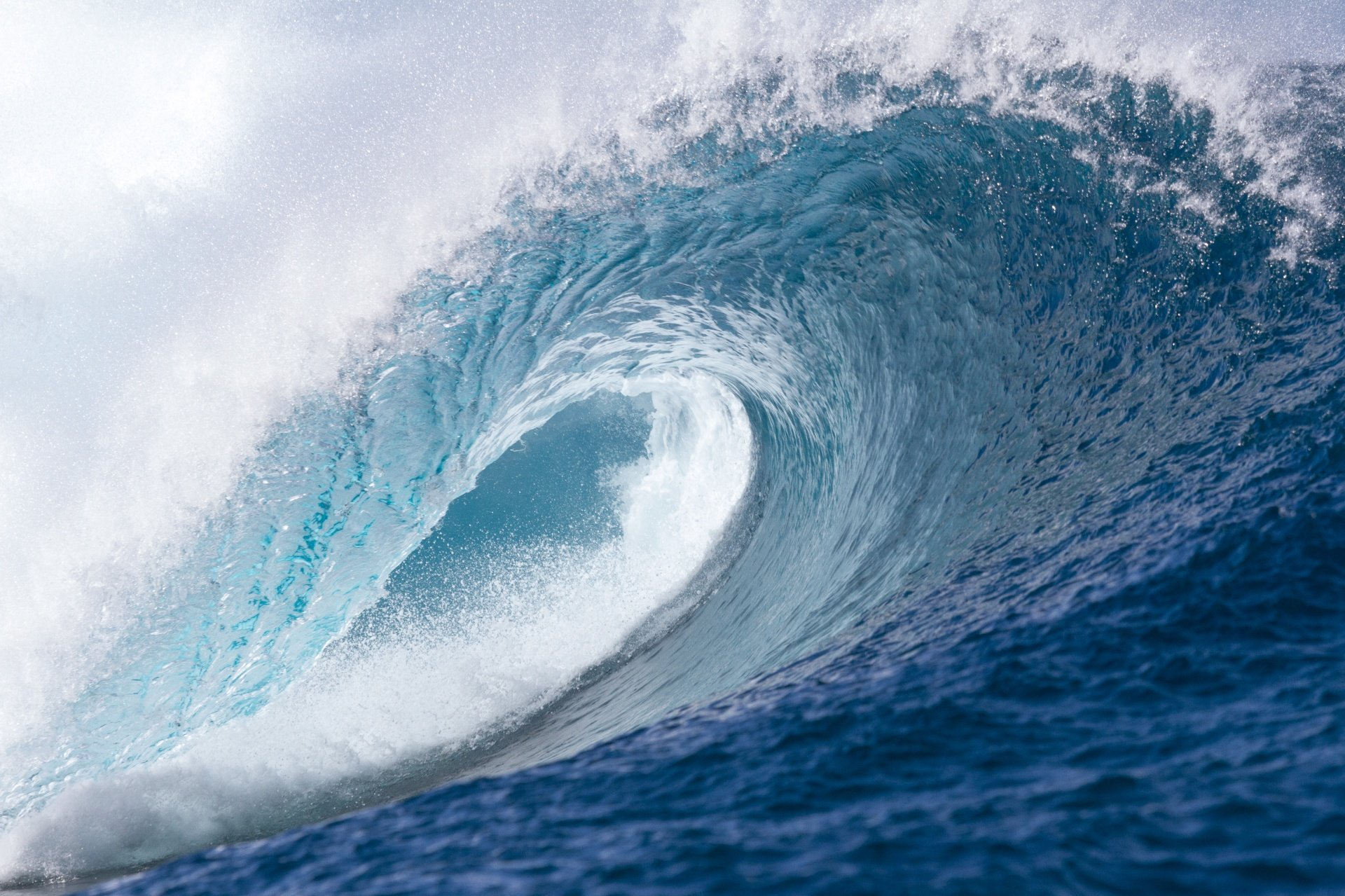 Josh Trevarthen's photo of Teahupoo
