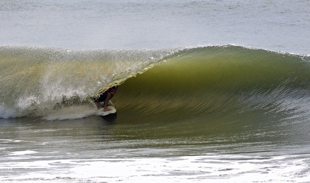 Folly Beach Sc The Washout Yesterday Photo Of Day From Magicseaweed