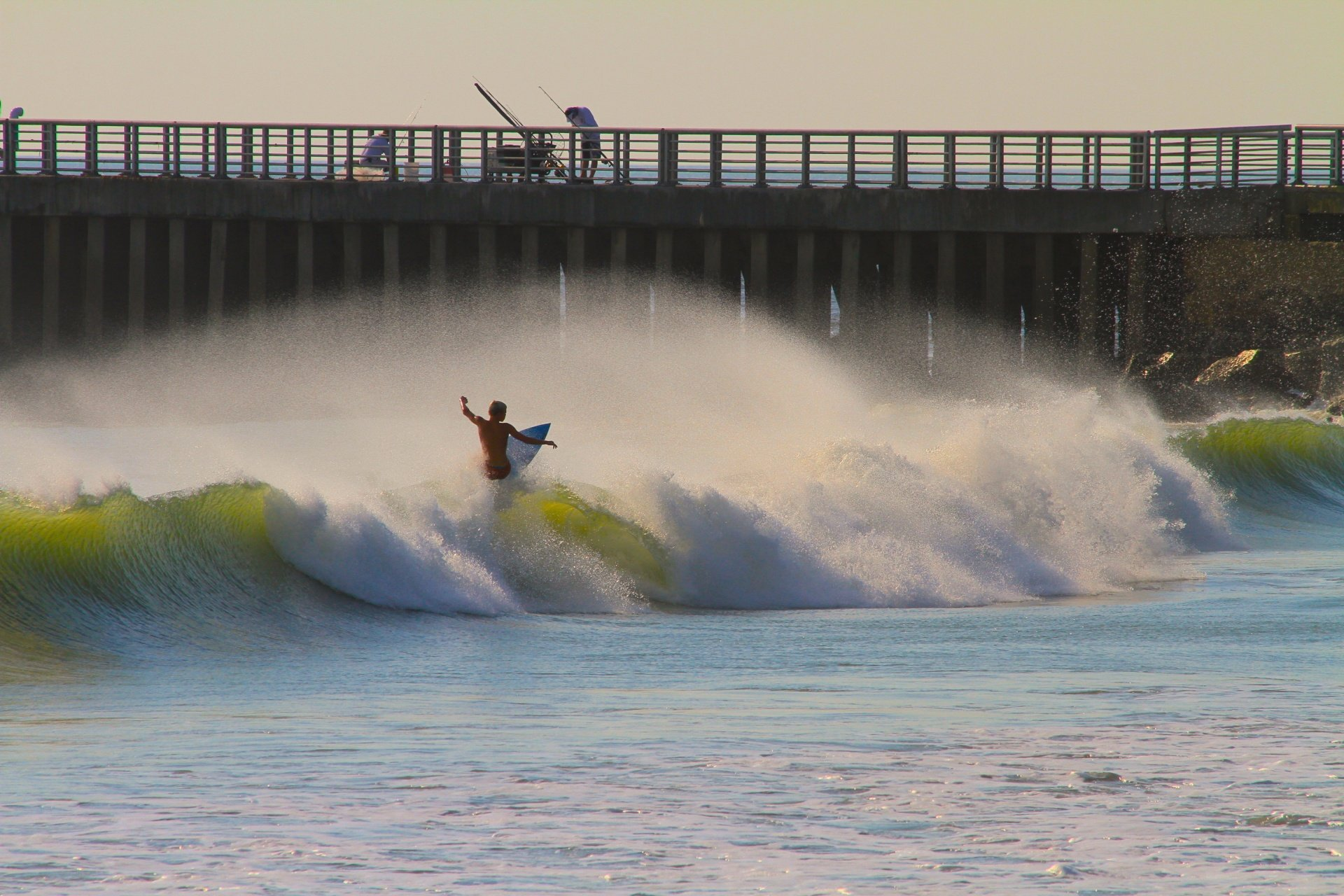 Doug Falter's photo of Sebastian Inlet