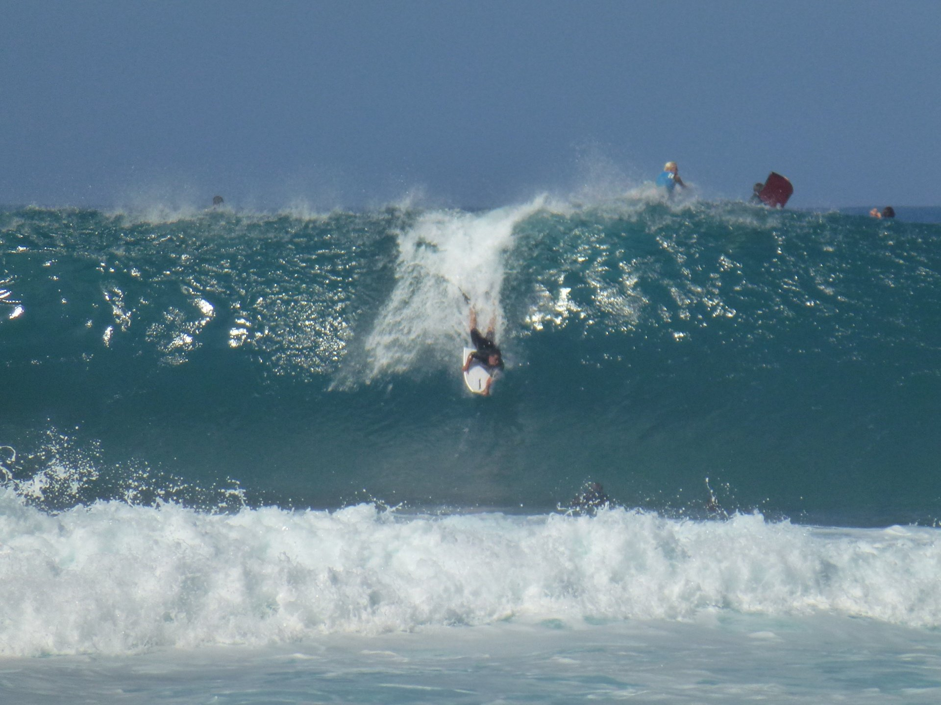 stromybarrels's photo of Pipeline & Backdoor