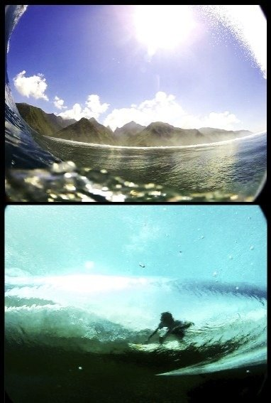 Matthieu's photo of Teahupoo