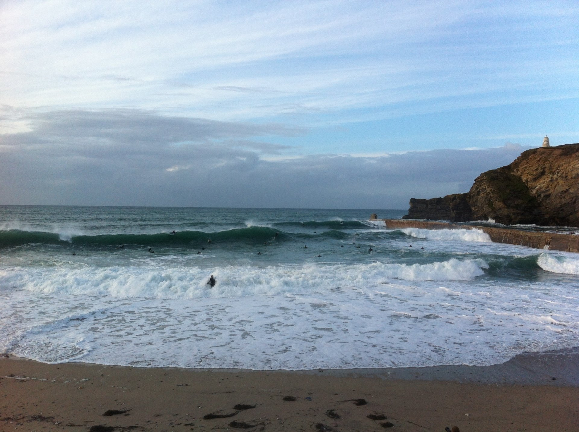 Mike Holland's photo of Portreath - Beach