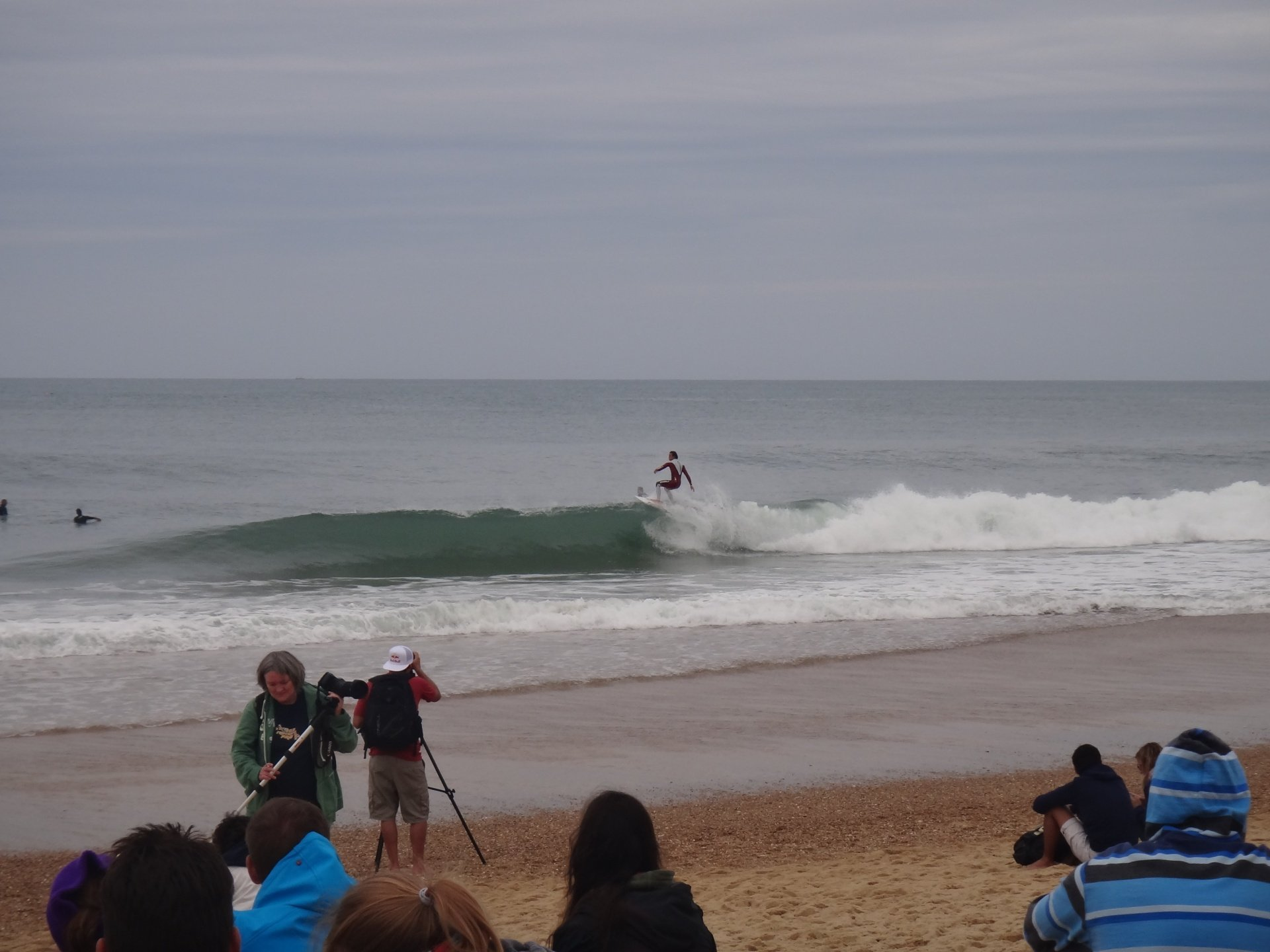 Juan De Meyer's photo of Hossegor (La Graviere)