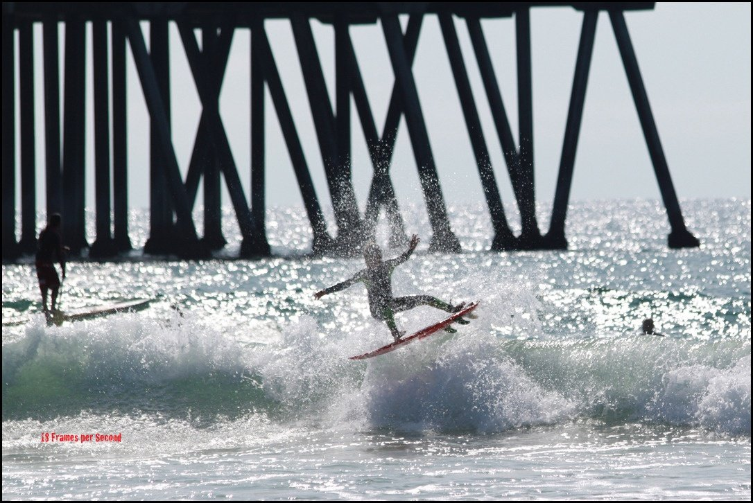 Gilbert - 18 Frames per Second's photo of Huntington Pier