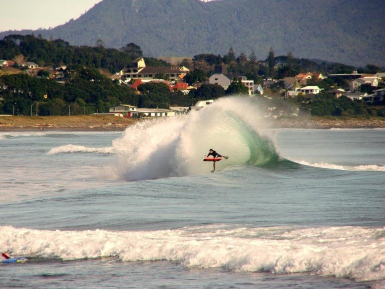 Trini's photo of New Plymouth