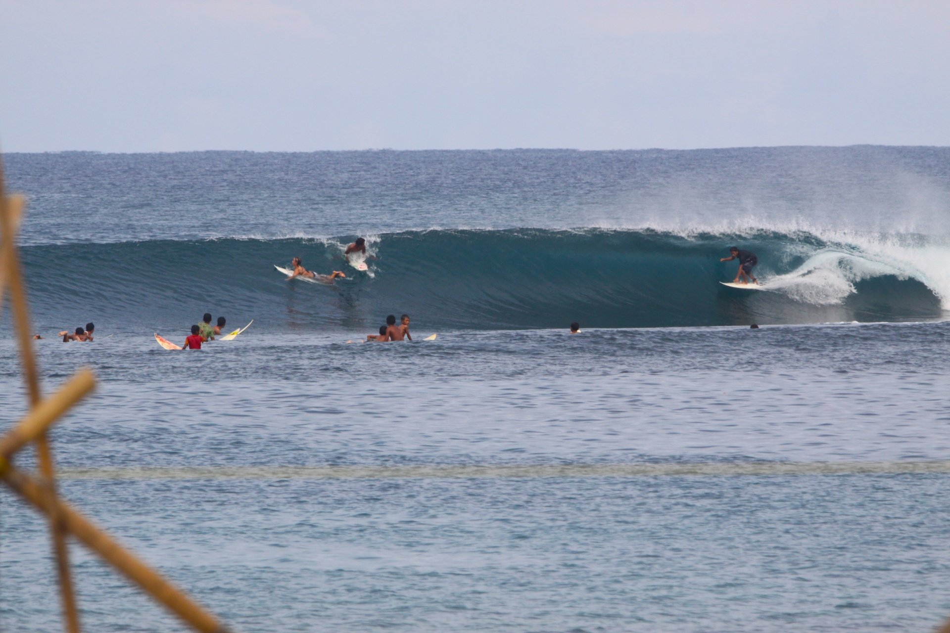 MARTIN,  HTS RESORT's photo of Lances Right