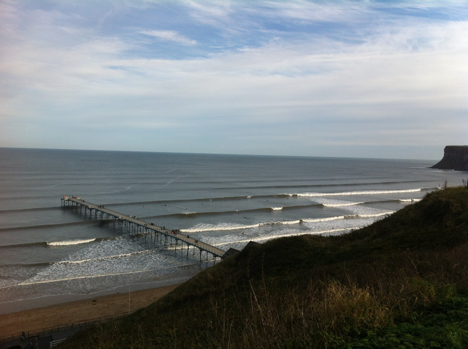 rjdunny's photo of Saltburn Beach