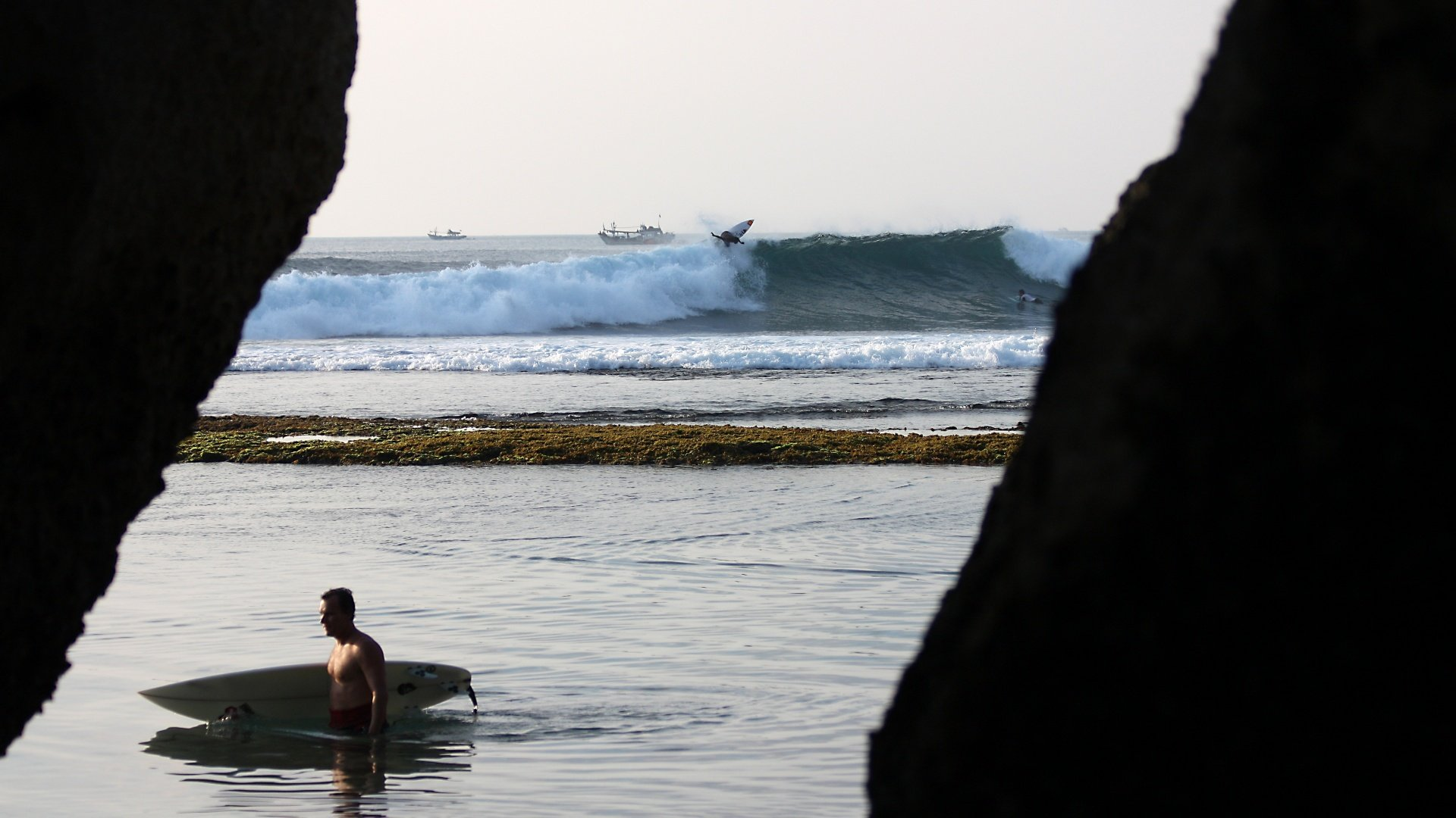 Howard Briscoe's photo of Uluwatu