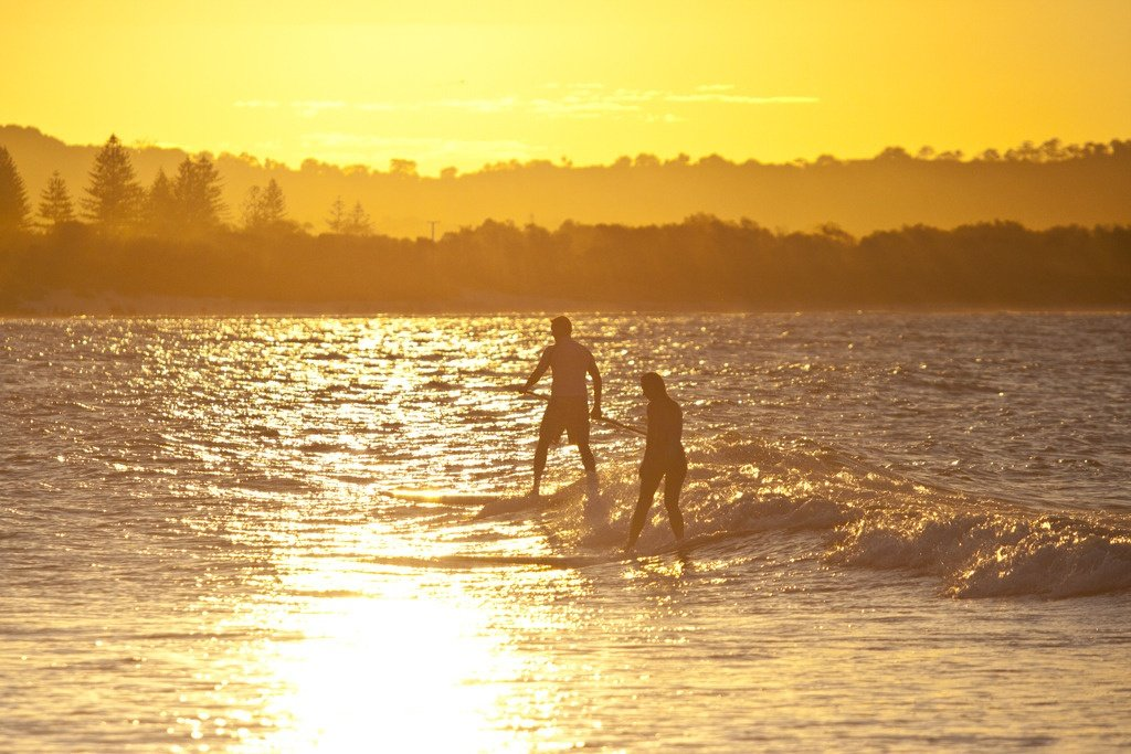 tim white's photo of Byron Bay