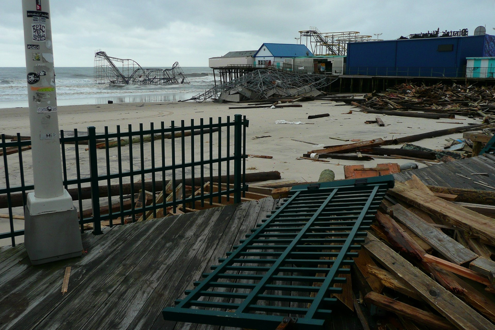 Liquid Cave Dweller's photo of Casino Pier