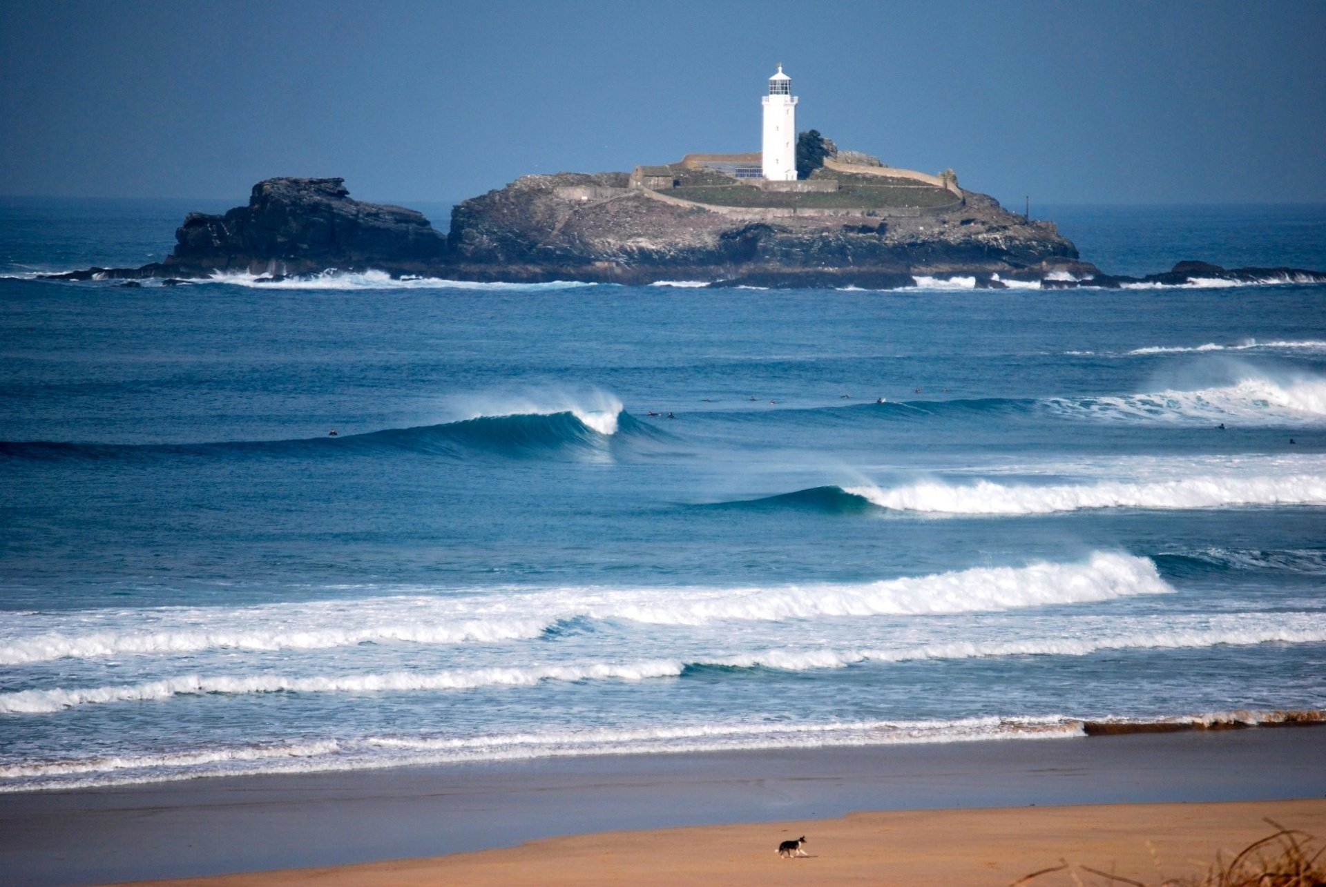 Jamie's photo of Godrevy