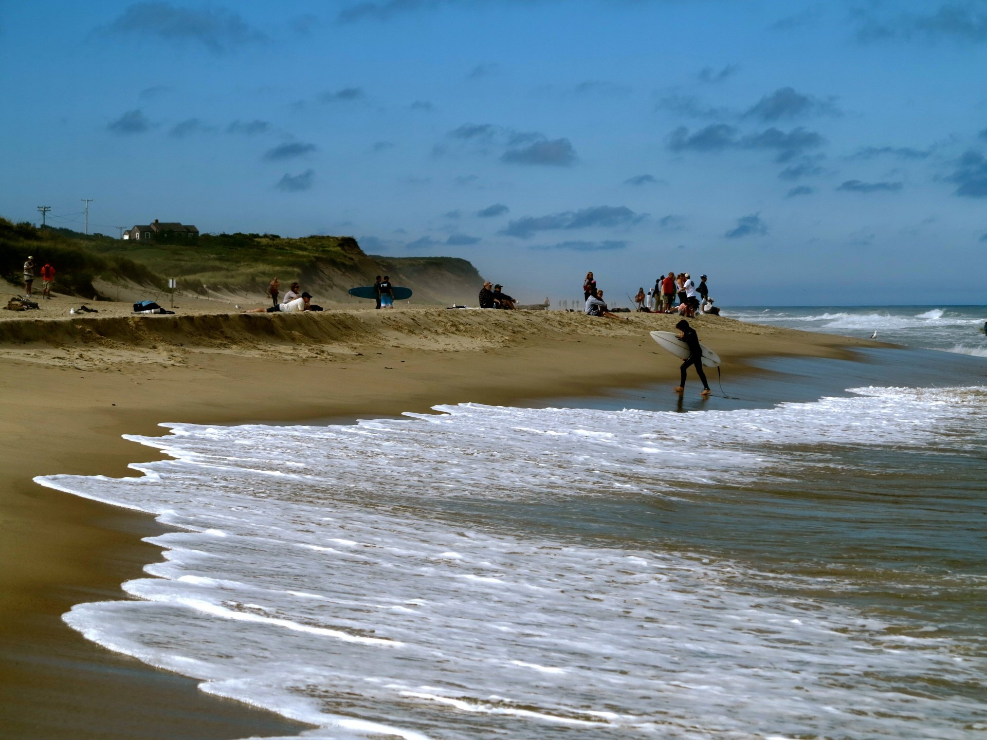 armstrong's photo of Cape Cod