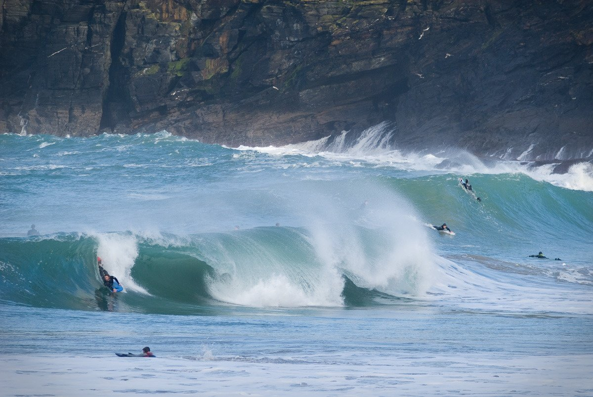 Guy Richardson's photo of Bude - Crooklets