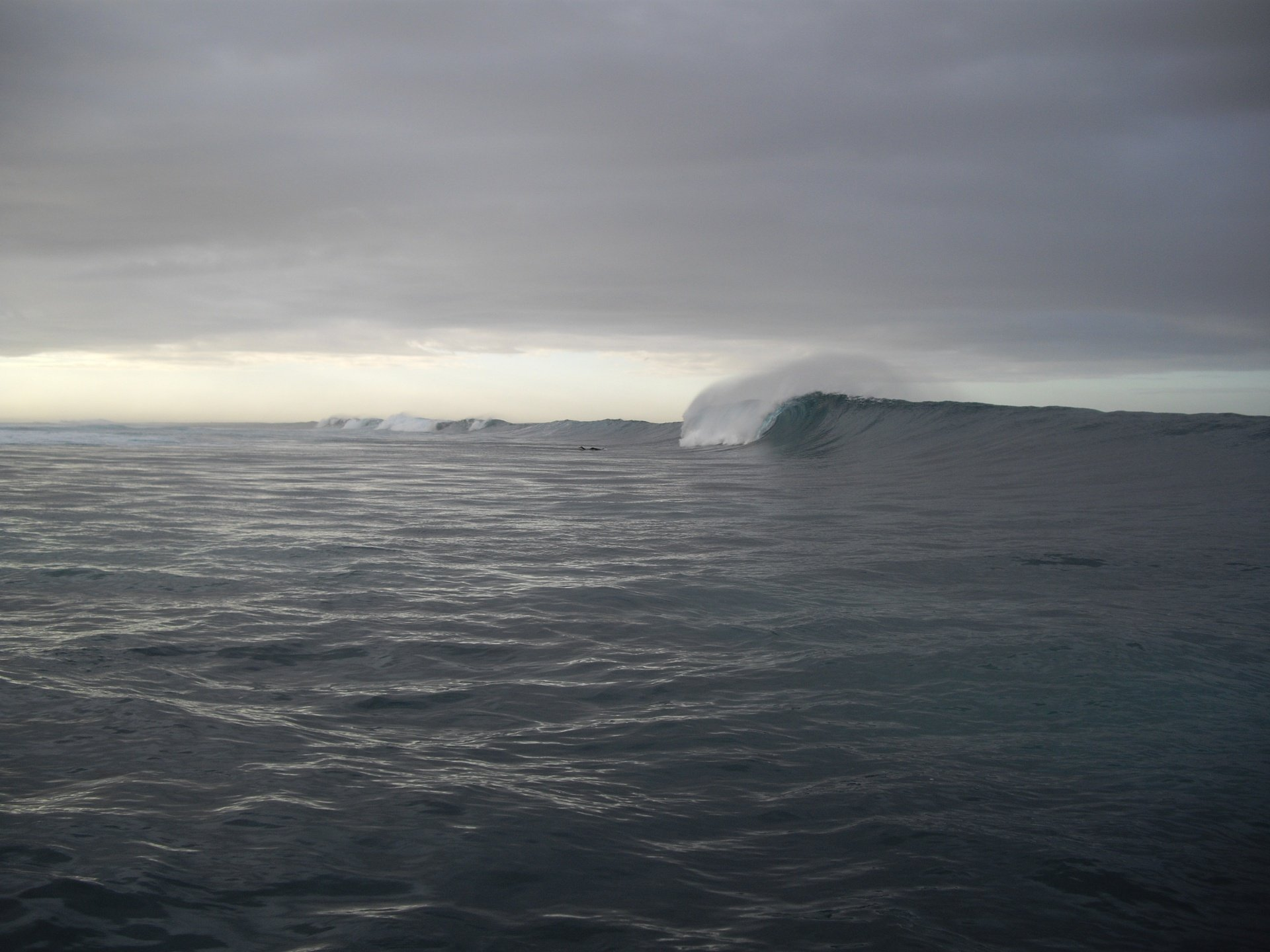 spike's photo of Strickland Bay