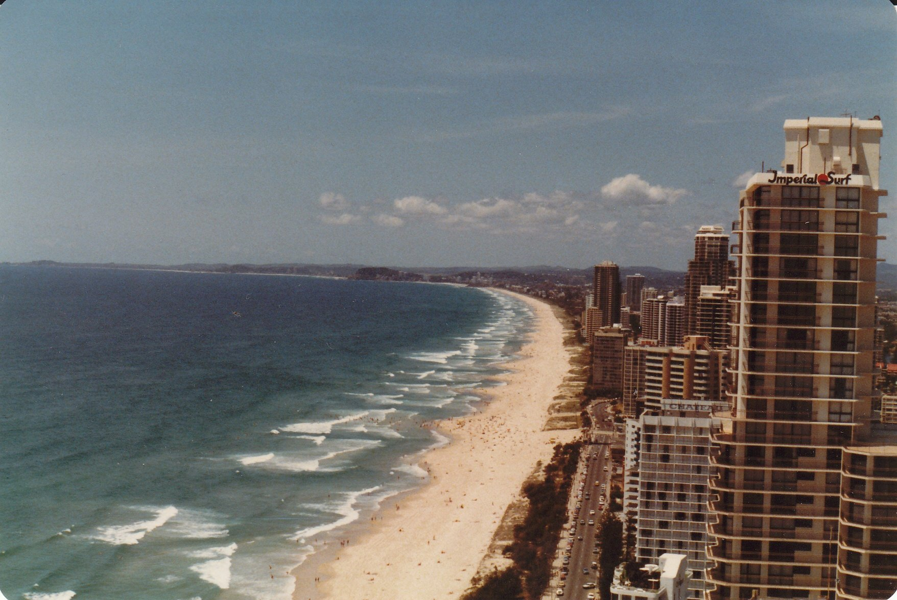 surfajoe's photo of Surfers Paradise (Gold Coast)