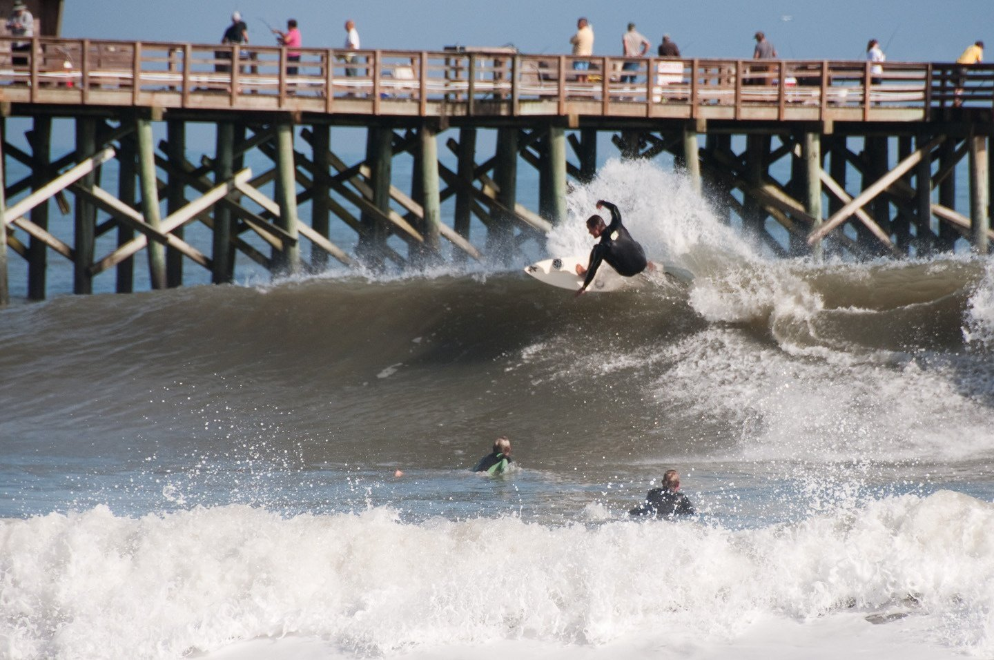 Kernel's photo of Flagler Pier