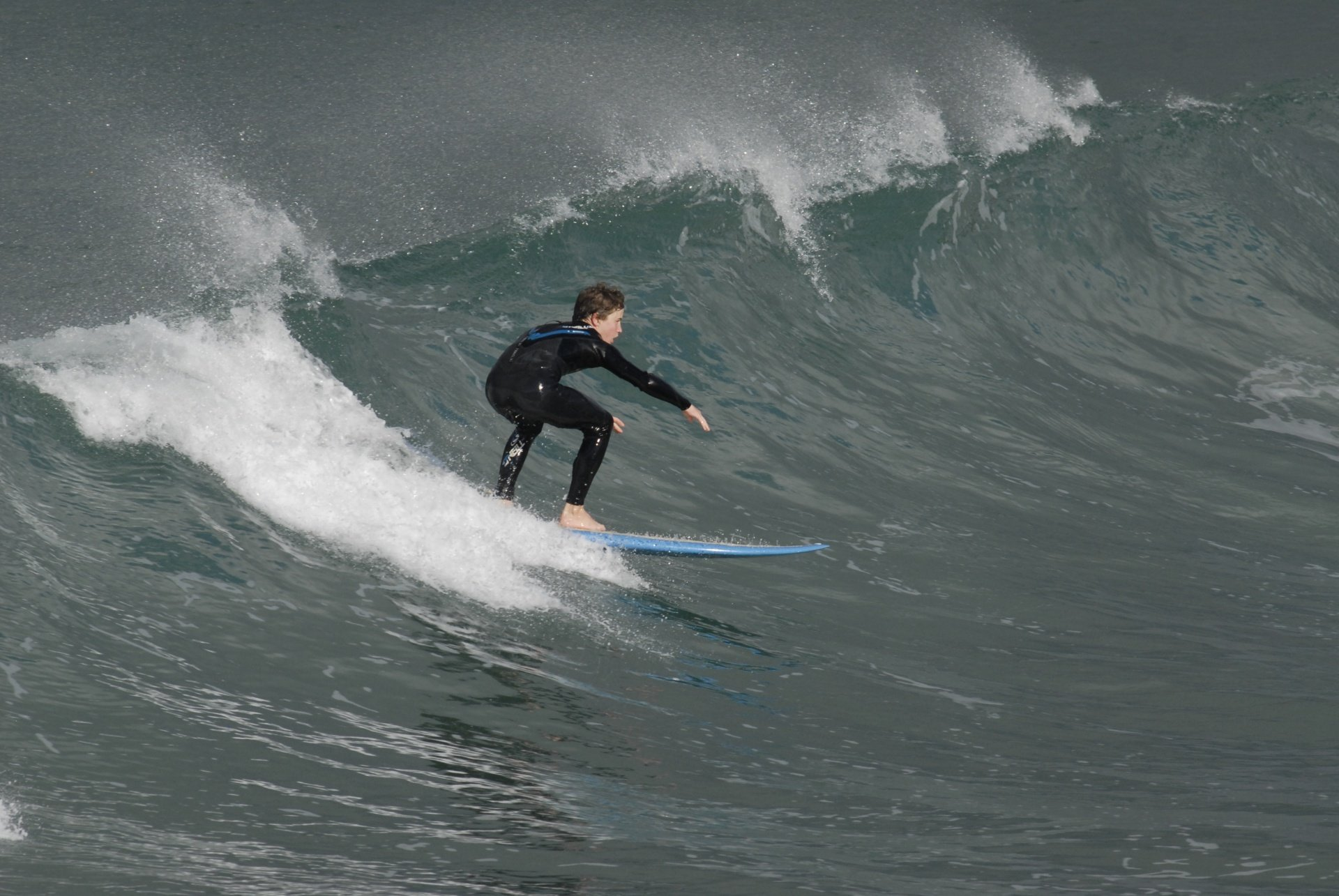 the surfer's photo of Newquay - Towan / Great Western