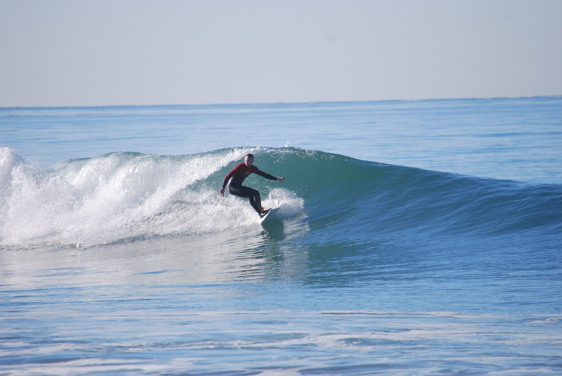 Surfer's photo of Trestles
