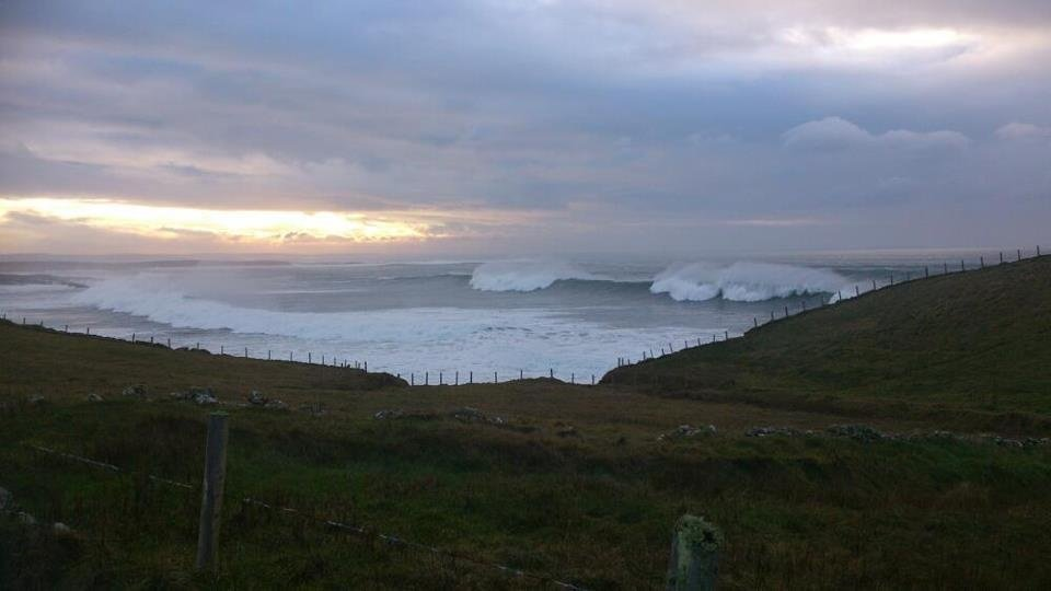 Rachel S? La Wàn's photo of Mullaghmore Head