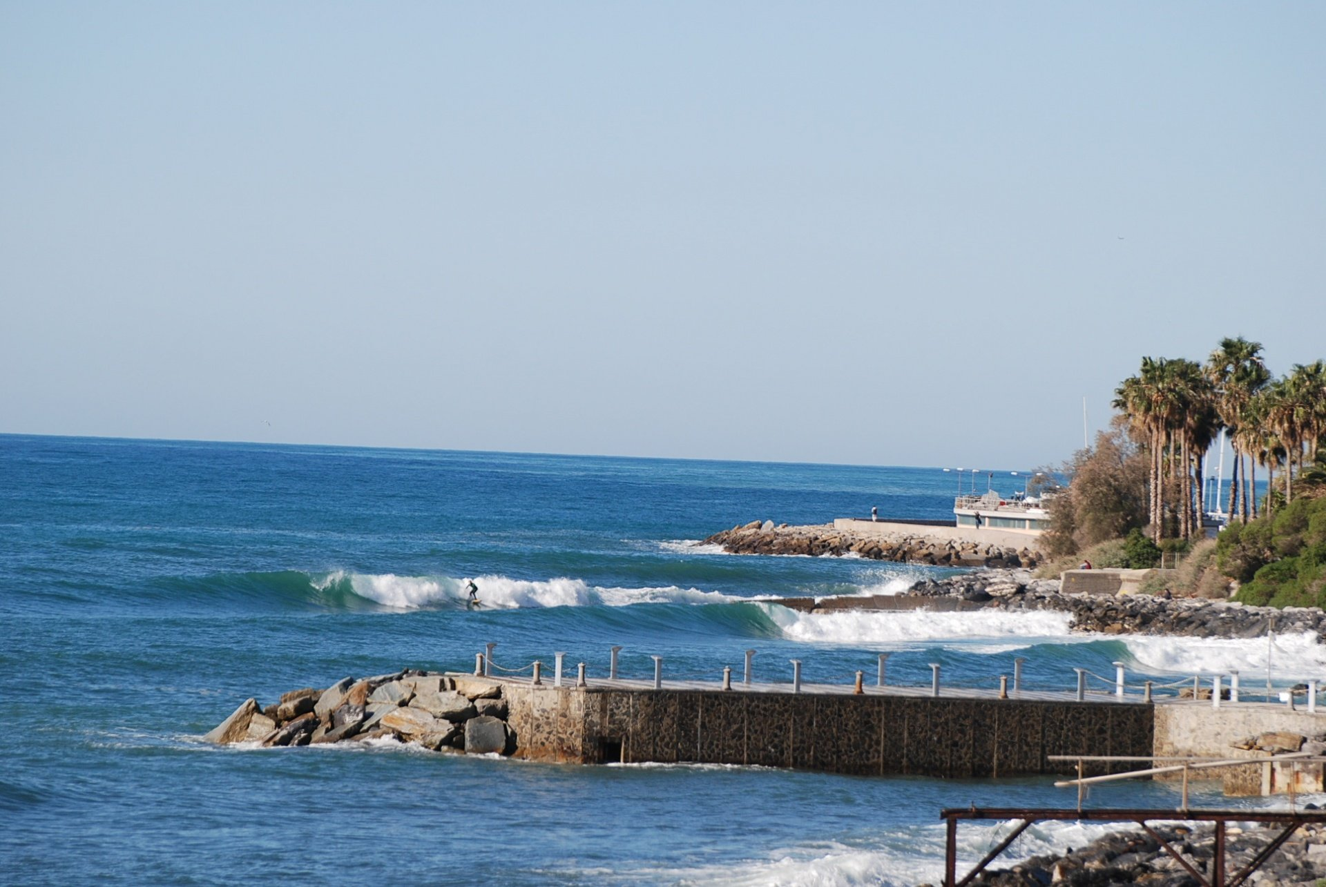 m lasoski's photo of San Remo - Tre Ponti