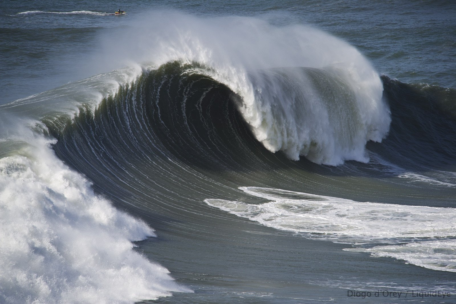 Diogo d'Orey's photo of Nazaré