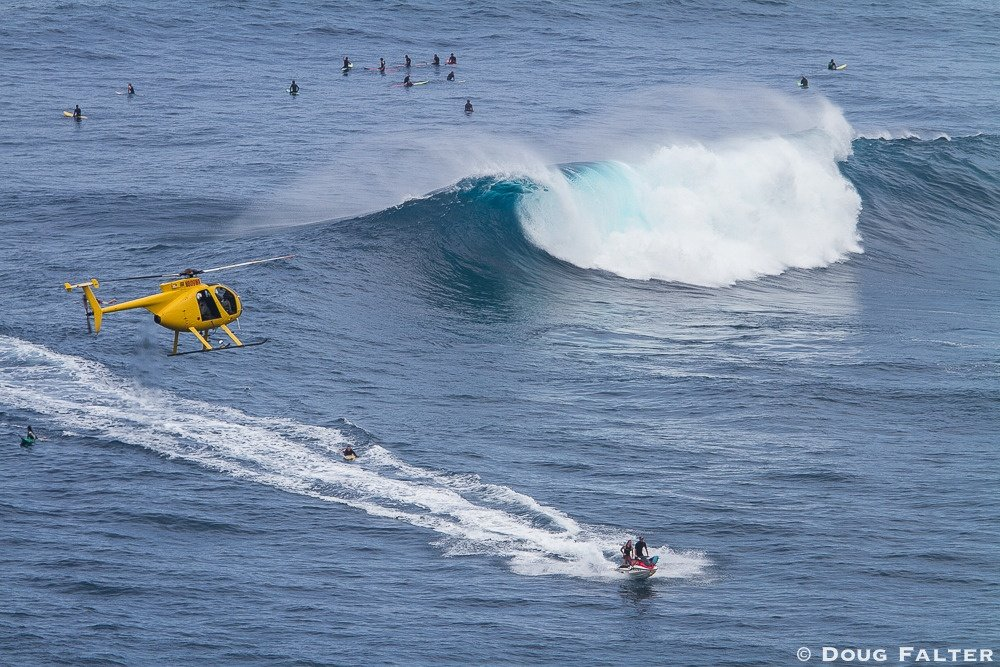 Doug Falter's photo of Peahi - Jaws