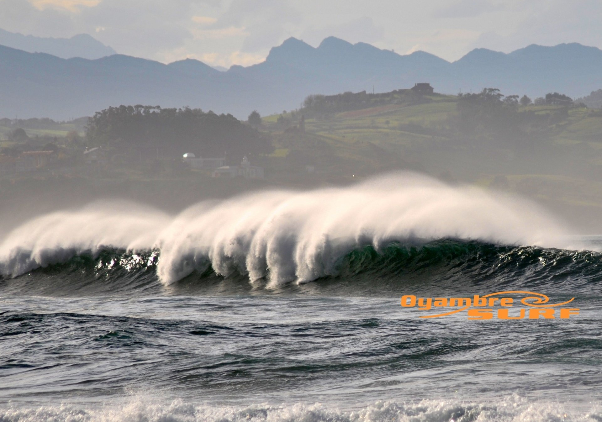 Oyambre Surf's photo of Playa de Meron