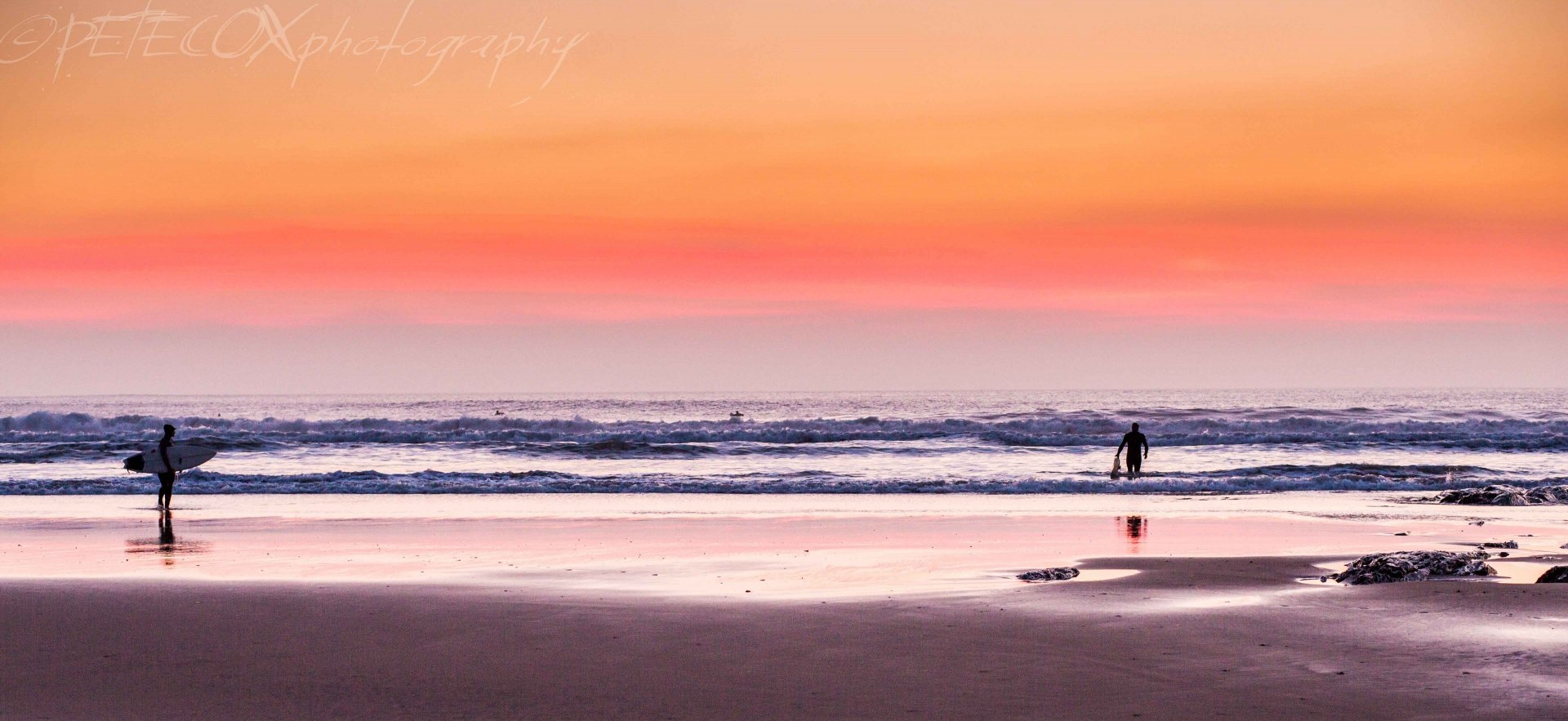 Peter Cox's photo of Croyde Beach