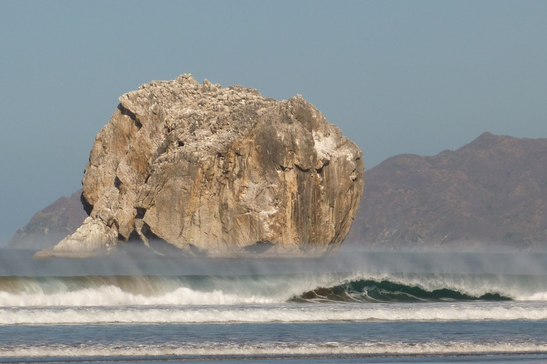 user122421's photo of Witches Rock (Playa Naranjo)