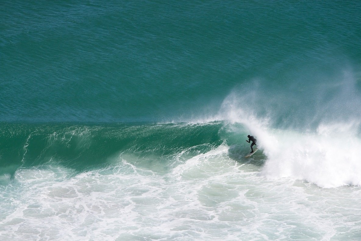Peter Russell's photo of Noordhoek