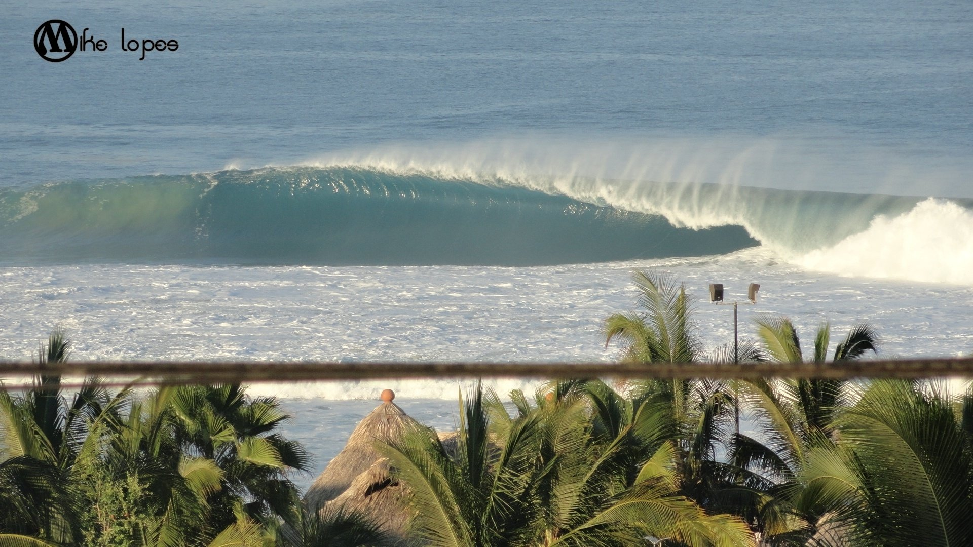 Mike Lopes's photo of La Punta - Playa Zicatela