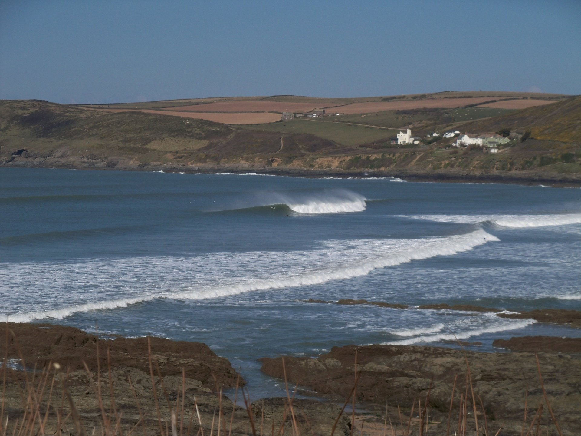 James Colliver's photo of Croyde Beach