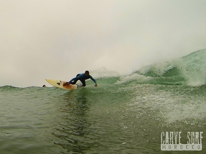 Carve Surf Morocco's photo of Banana Point