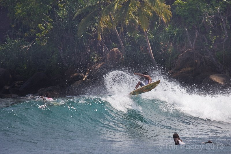 Psychedelic Surfer's photo of Mirissa