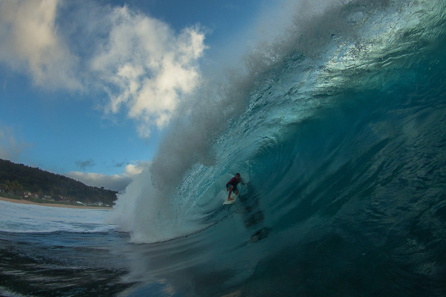 jahkite's photo of Pipeline & Backdoor