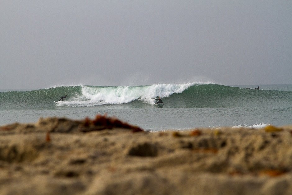 Lynden Wright's photo of Trestles