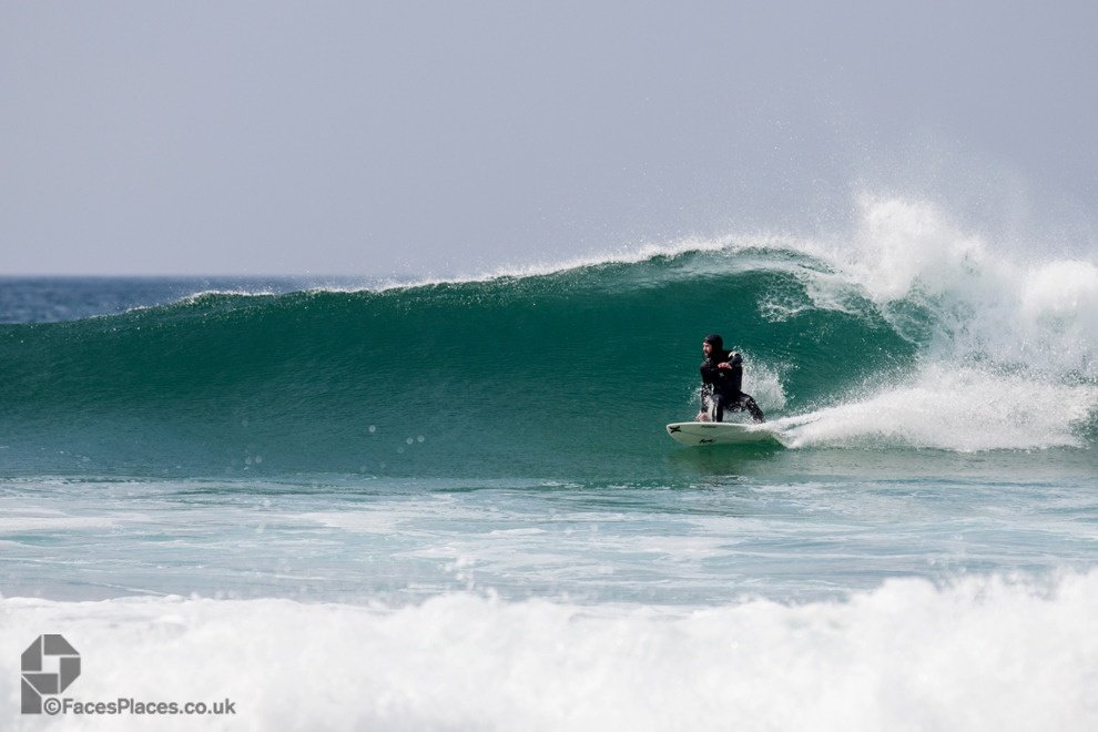 FacesPlaces's photo of Newquay - Fistral South