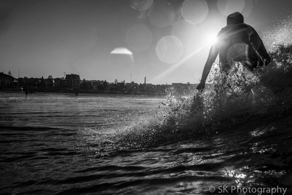 Sascha's photo of Sydney (Bondi)
