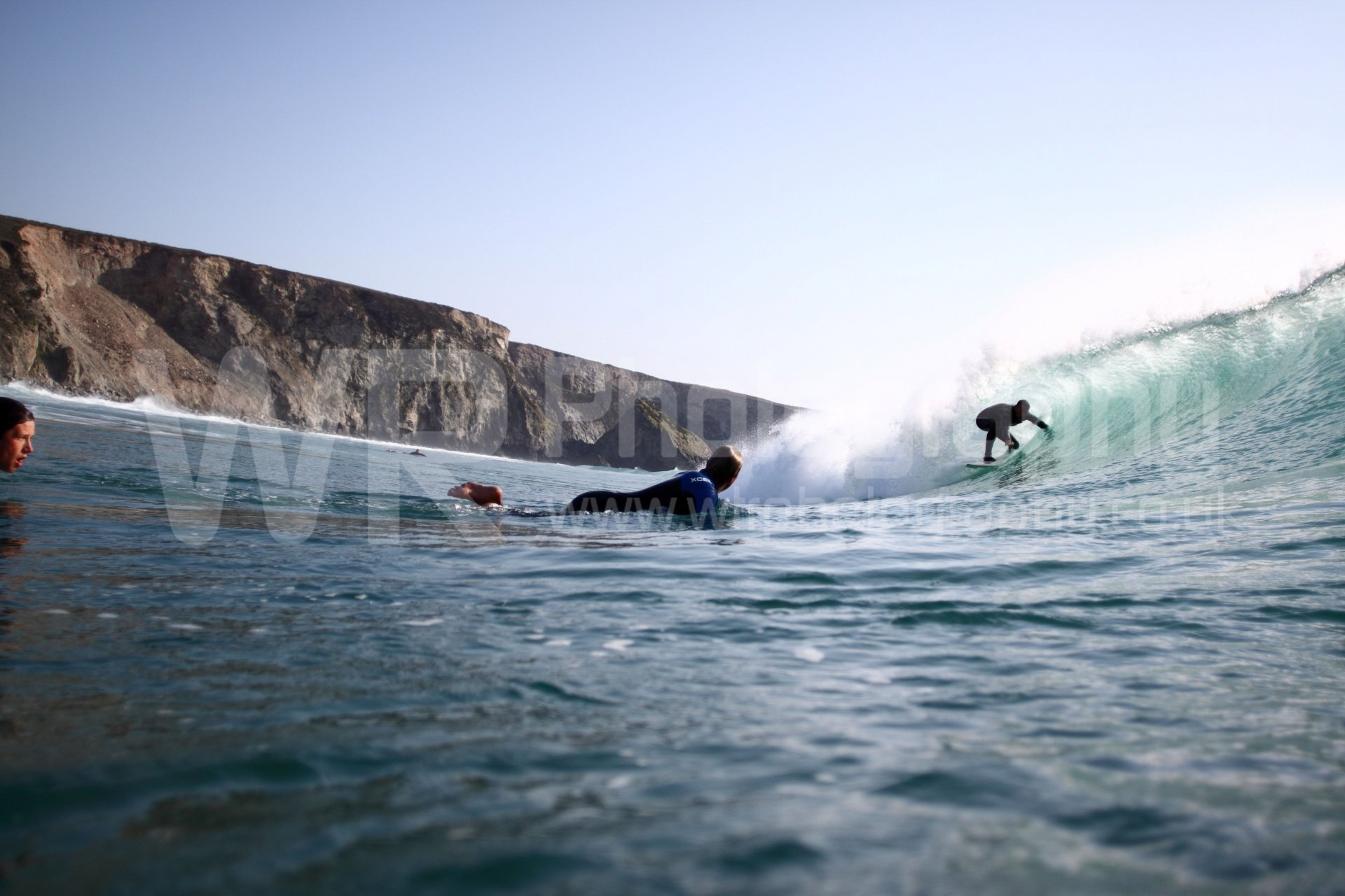 Will Reddaway's photo of Porthtowan