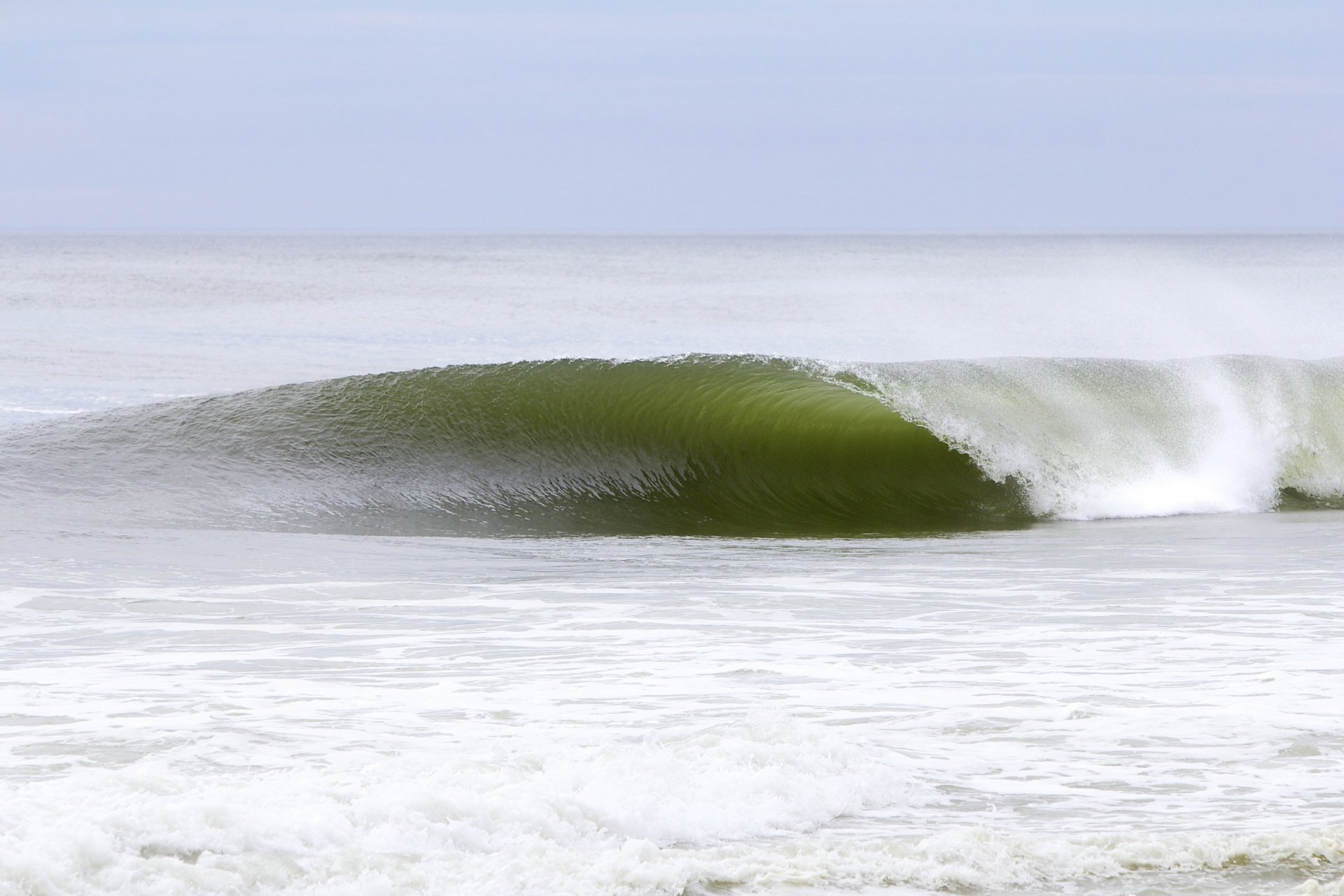 Ben Currie's photo of New Jersey Hurricane
