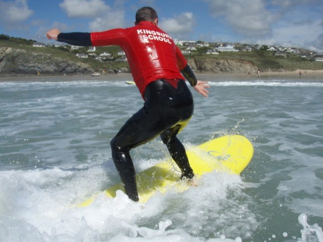 Kingsurf's photo of Mawgan Porth