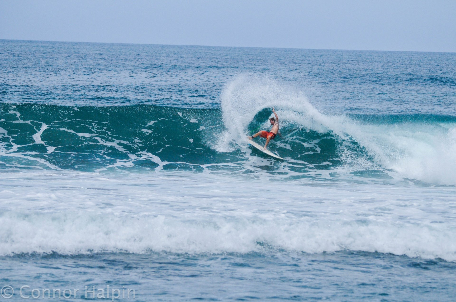 Connor Halpin's photo of Playa Hermosa