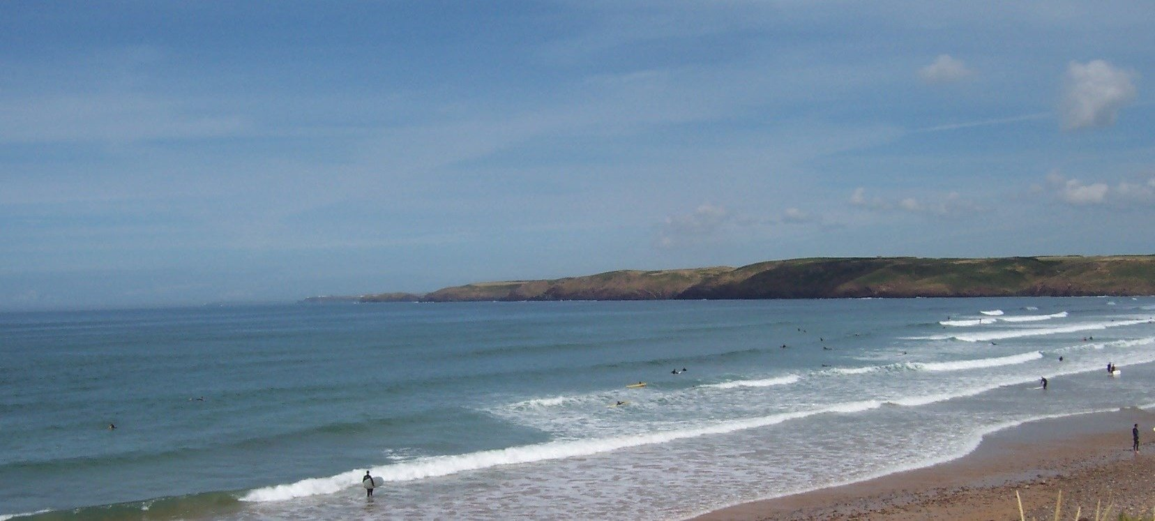 Drifter's photo of Freshwater West