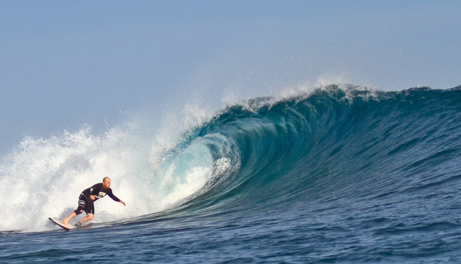 dangacore's photo of Tavarua - Cloudbreak