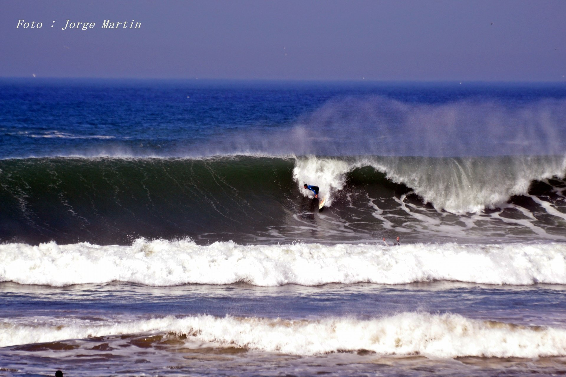 Surfer Junior Silveira 's photo of Vila