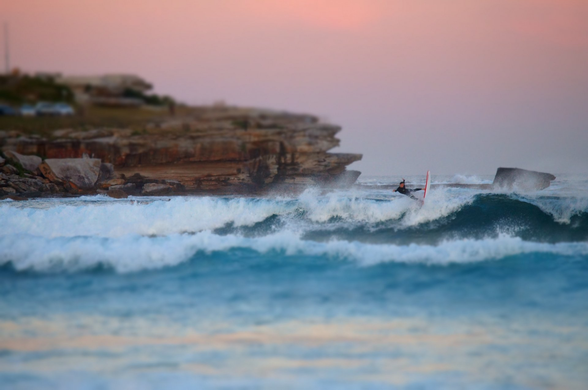 Lis's photo of Sydney (Bondi)