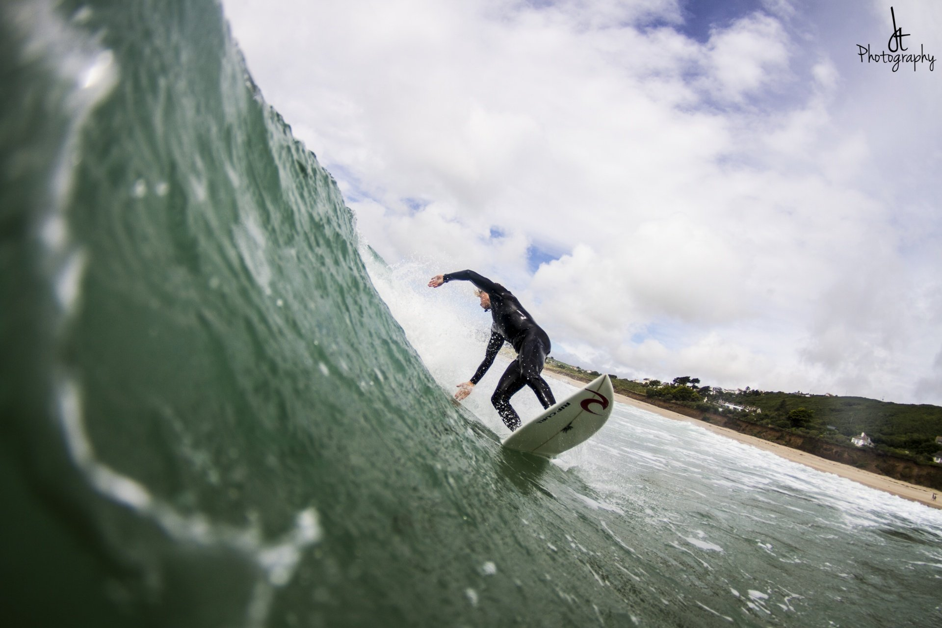 Joe Tinsley-Hewson's photo of Praa Sands