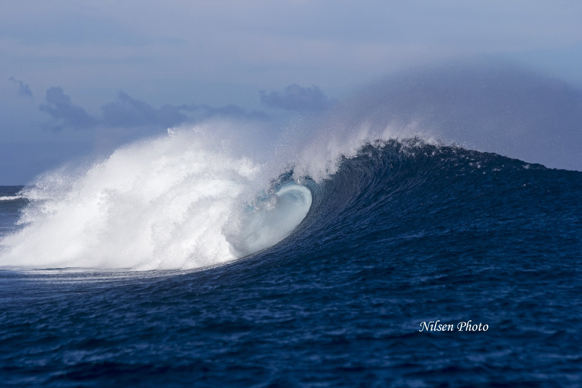 Dave Nilsen's photo of Tavarua - Cloudbreak